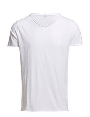 Filippa K M. Lt. Single Jersey Roll Edge Tee