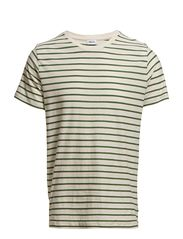 Filippa K M. Lt. Single Jersey Striped Tee