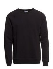 M. Cotton Sweatshirt - Black