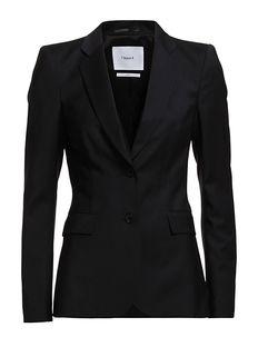 Eve Cool Wool Jacket - DK. NAVY