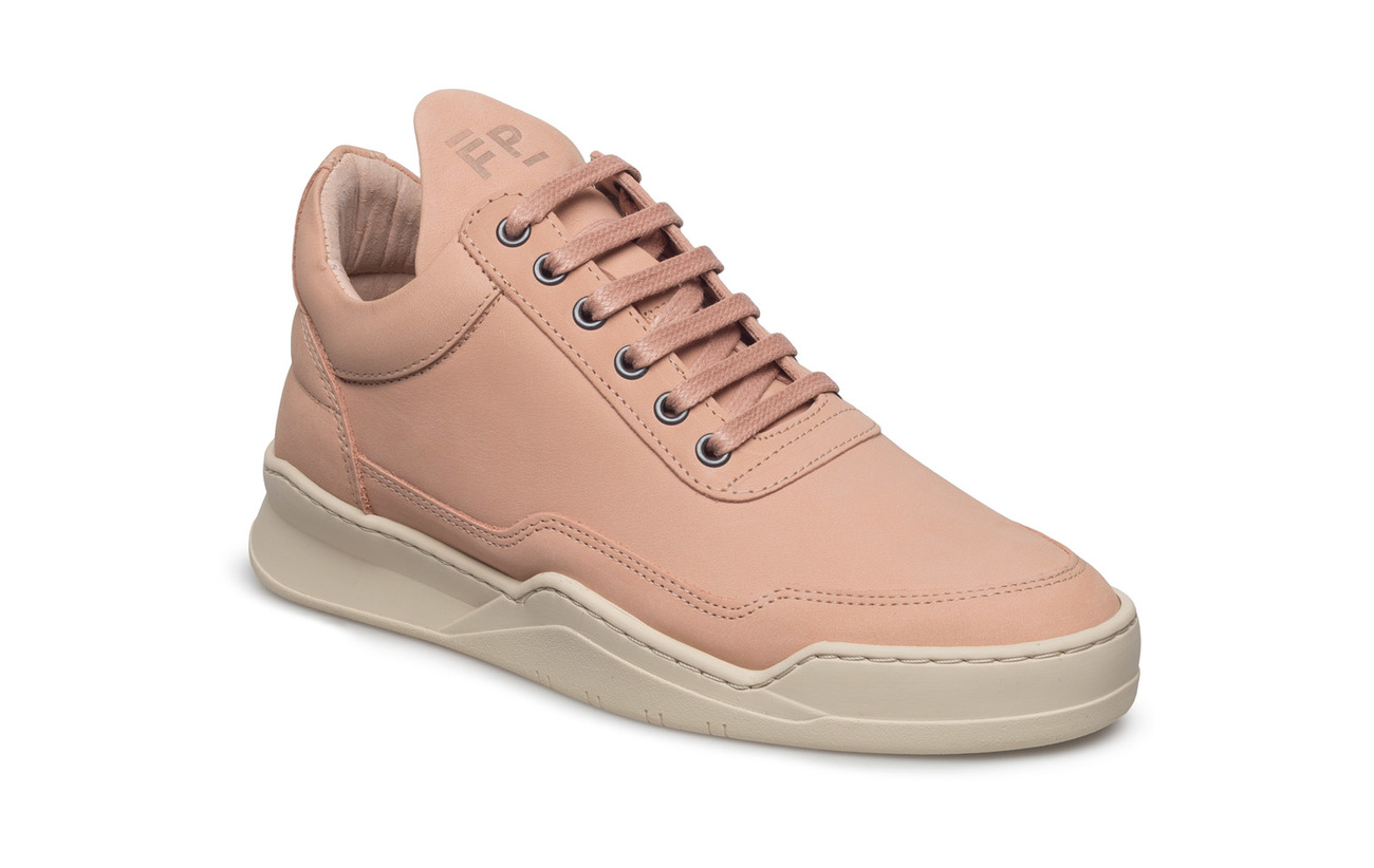 Filling Pieces Low Top Ghost Lane Light Pink