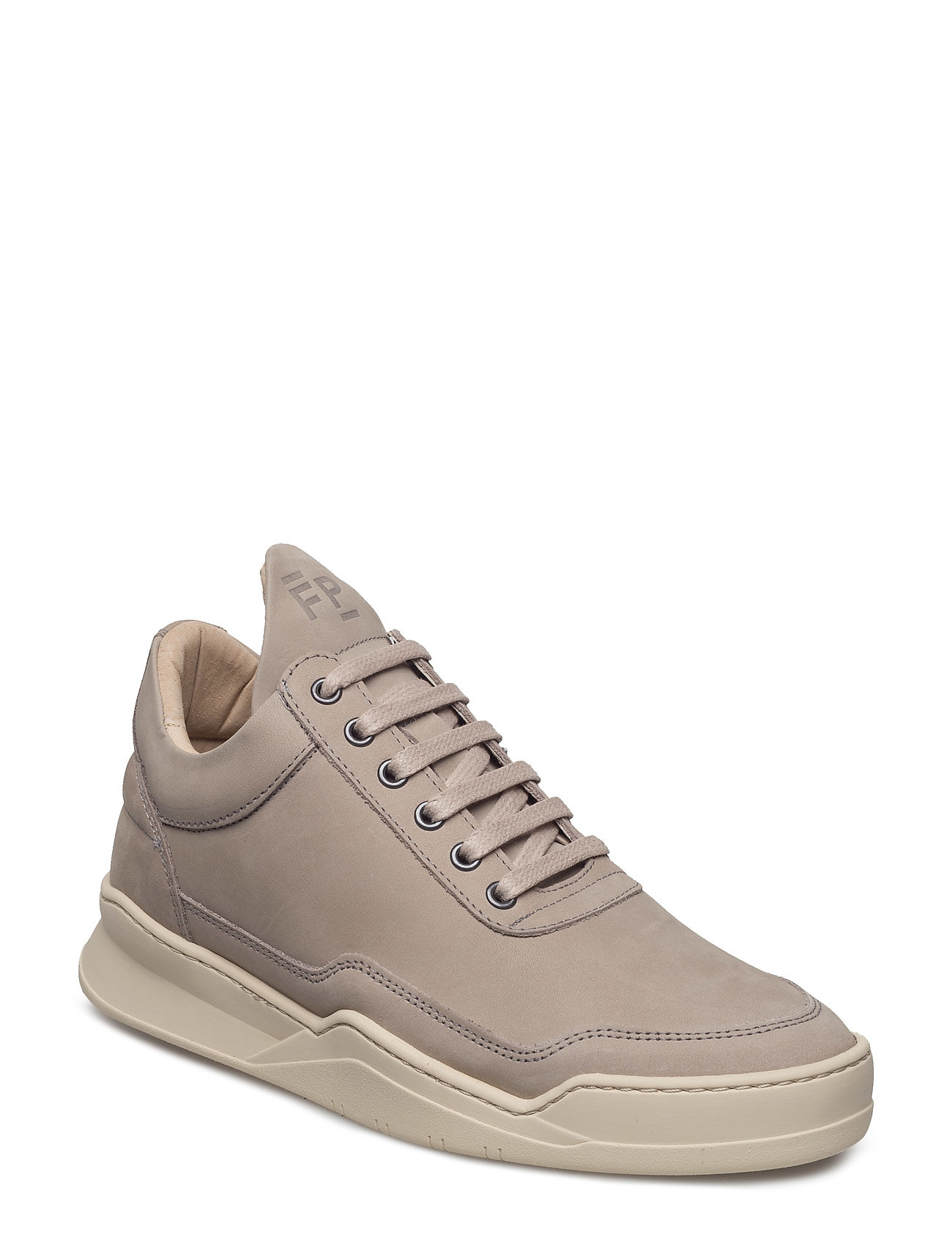 Low Top Ghost Lane Off White Filling Pieces Sneakers til Damer i hvid