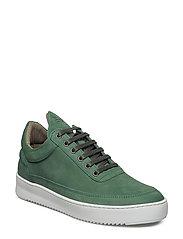 Low Top Lane Dark Green - DARK GREEN