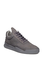 Low Top Ghost Microlane Dark Grey - DARK GREY