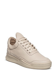 Low Top Ghost Lean Off White - WHITE