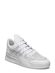 Low Top Ghost Cane White - WHITE