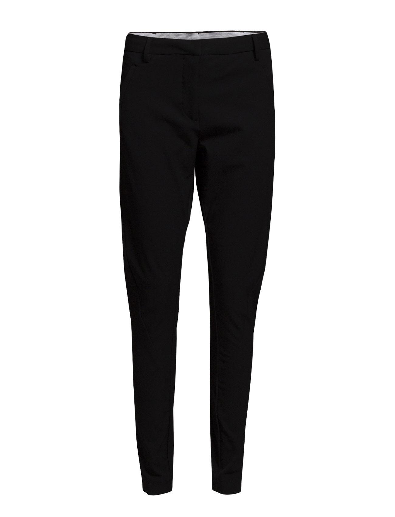 Angelie 315 Black, Pants FIVEUNITS Skinny til Damer i Sort