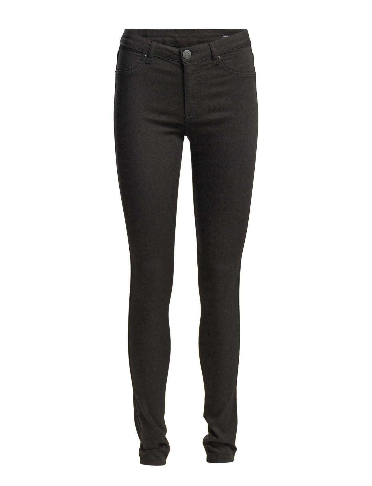 Penelope 603 Black Stone, Jeans FIVEUNITS Skinny til Damer i