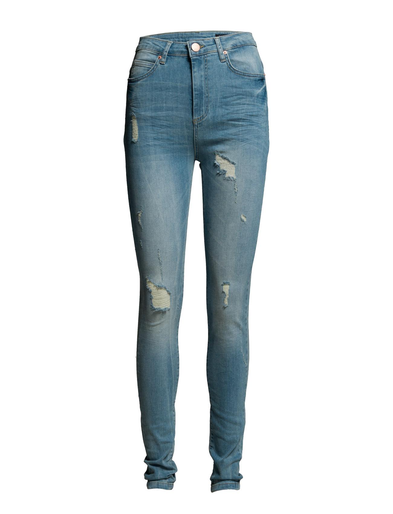 Scarlett 475 Blue Belize, Jeans FIVEUNITS Skinny til Kvinder i