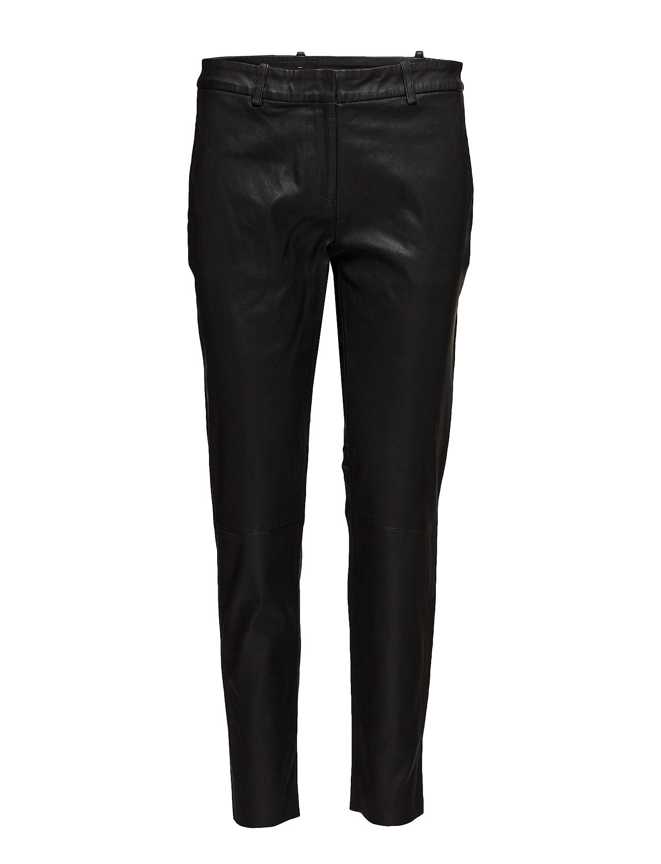 Kylie 634 Crop, Stretch Leather, Pants thumbnail