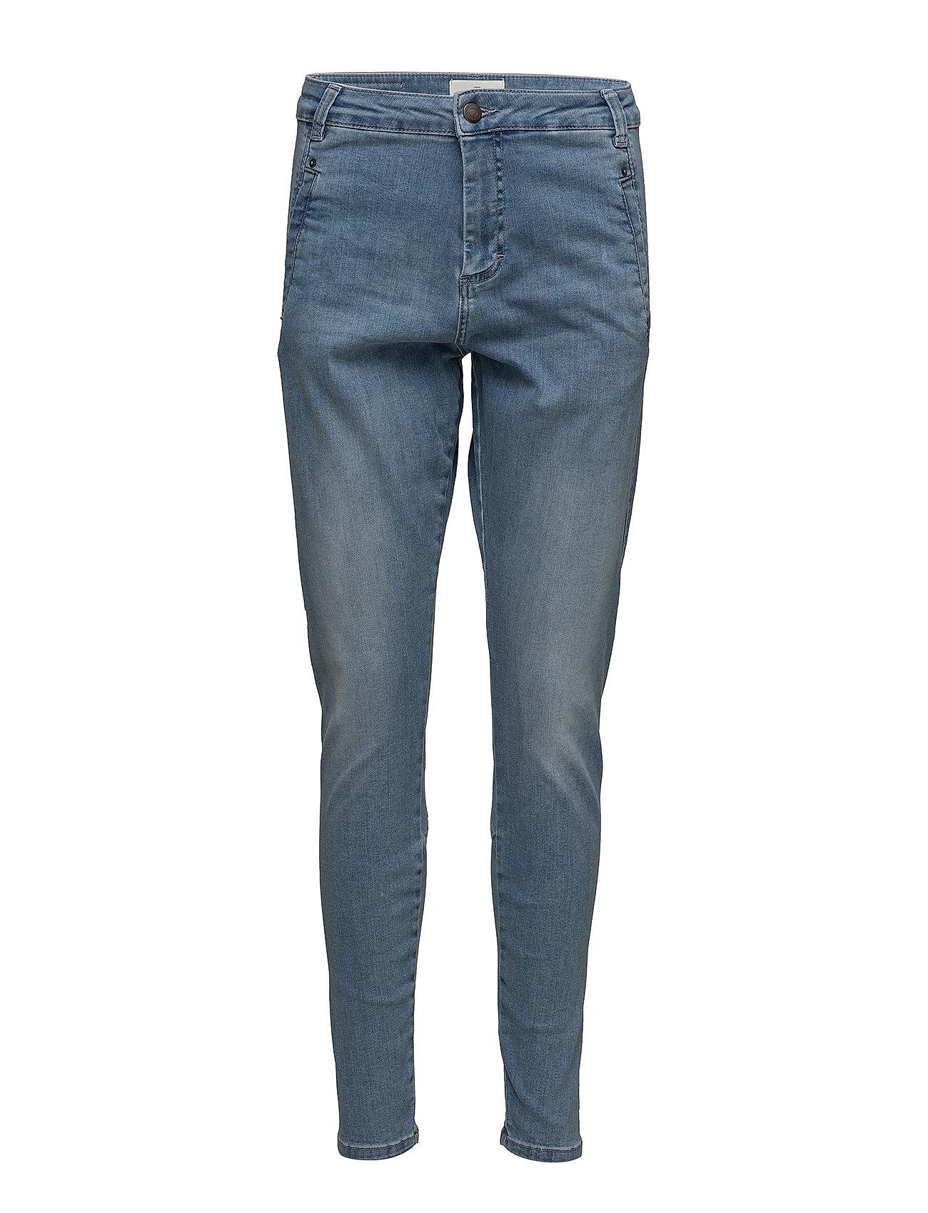 Jolie 680 Kansas Light Blue, Jeans - KANSAS LIGHT BLUE