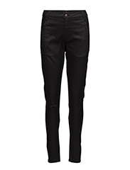 Jolie 274 Black Coated, Jeans - Black Coated