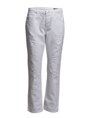 Molly - Distressed white