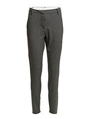 Angelie 226 Rib, Fogy Grey, Pants - Fogy Grey