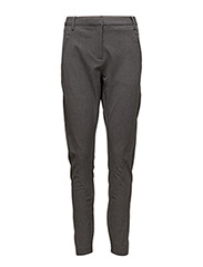 Angelie 315 Grey Melange, Pants - GREY MELANGE