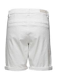 Jolie 623 White Bias, Shorts - WHITE BIAS