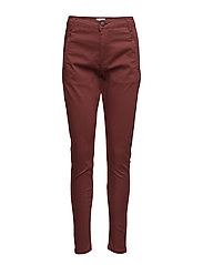 Jolie 606 Cherry, Pants - CHERRY