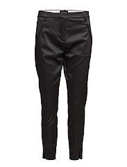 Fiveunits - Angelie 696 Split, Black Shine, Pants