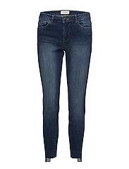 Kate 172 Frame, Austin Dark Blue, Jeans - AUSTIN DARK BLUE