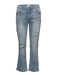 Irina 680 Raw, Kansas Blue, Jeans - KANSAS BLUE