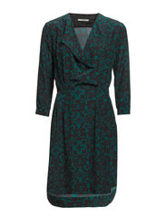 Elizabeth Dress - Razing Green