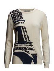 Eiffel - Off White, Black, Navy blue