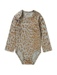 ELSKER body - Leopard gold