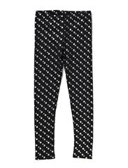 YES leggins - Black star