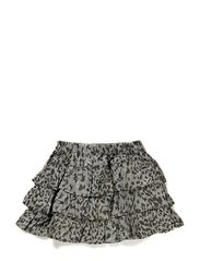 ELSEBETH sequin skirt - Leopard T