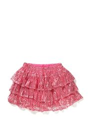 ELSEBETH sequin skirt - Rosa