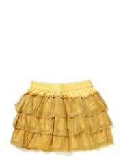 DISCO tulle skirt - Gold