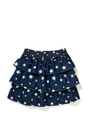 DANS denim skirt - Denim star