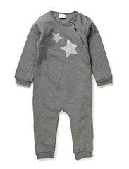 KÆRLIGHED suit - Grey melange