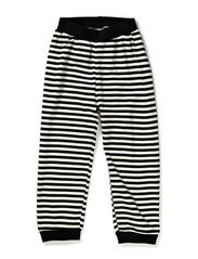 DIPSY pants - BW stripes