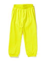 DIPSY baby pant - Yellow