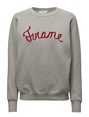 OLD SCHOOL SWEATSHIRT - GRIS