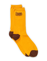 Bamboo Socks Blocks - Radiant Yellow