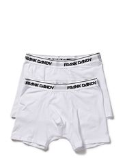 2P Legend Boxer - White/White