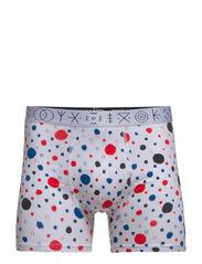 MSFD Dots Boxer - White