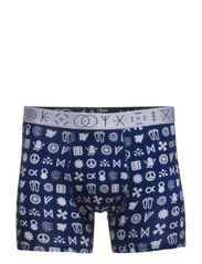 MSFD Medallion Boxer - Dark Navy