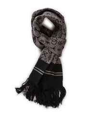 MSFD Signs Scarf - Grey