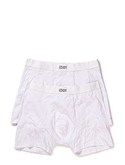 2p.Legend Boxer - White