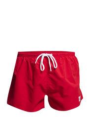 Breeze Swim Shorts - Chinese Red
