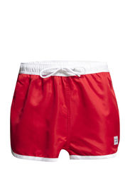 Saint Paul Swim Shorts - Red