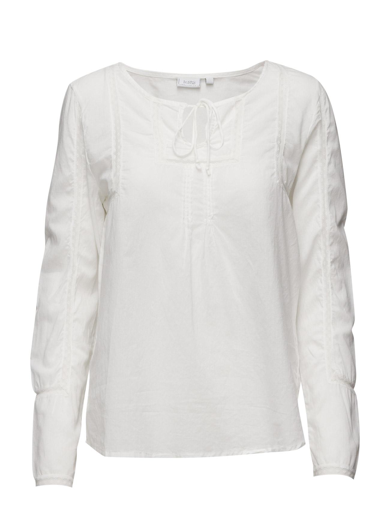 Ramina 1 Shirt Fransa Langærmede til Kvinder i Antik