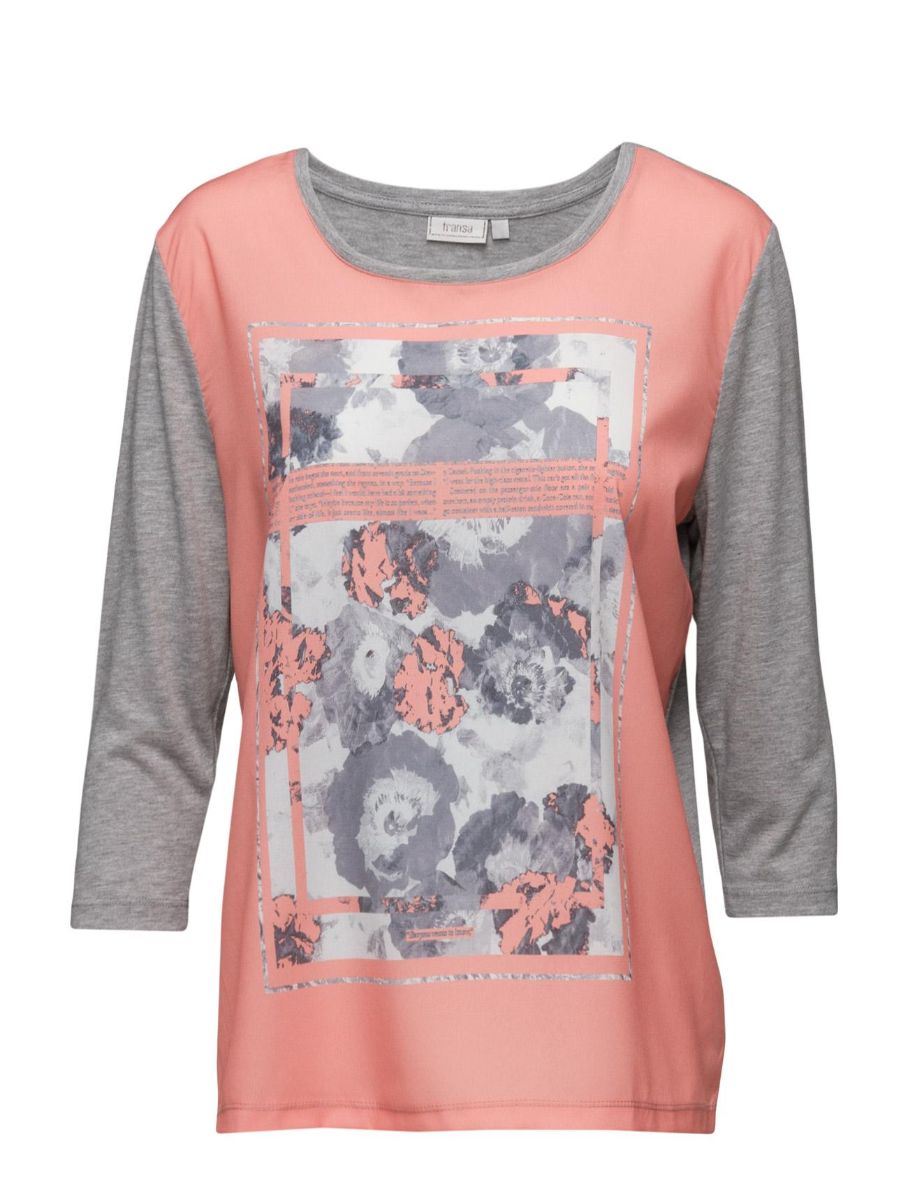 Allar 1 T-Shirt Fransa Langærmede til Damer i