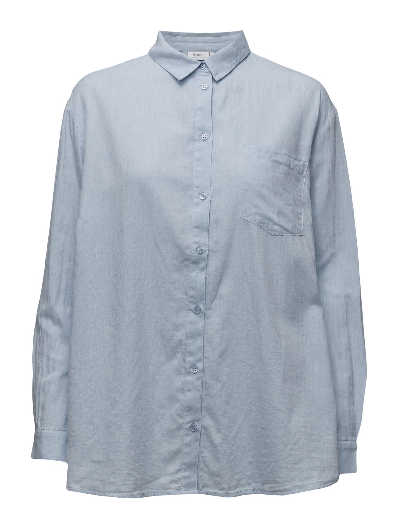 Fashirly 1 Shirt Fransa Trøjer til Kvinder i Skyway