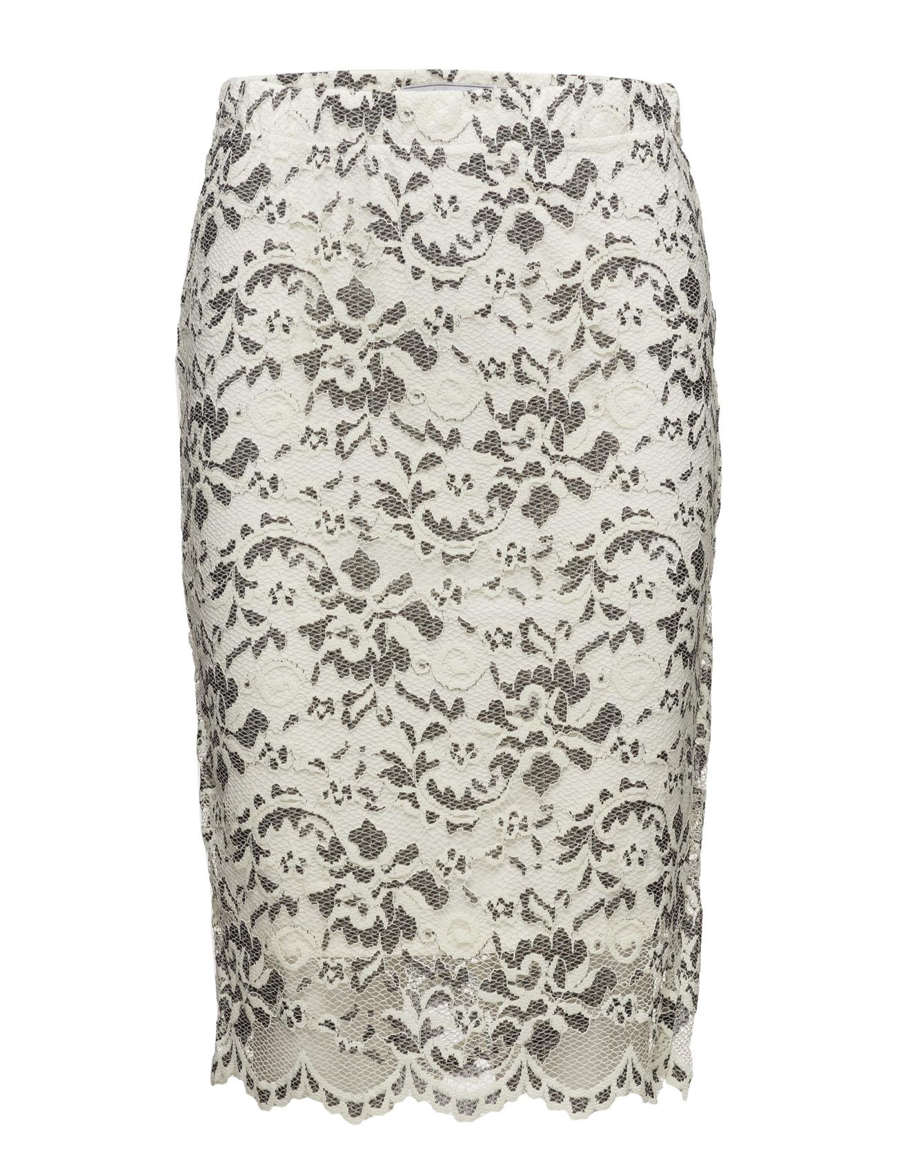 ae34191157d Bestil Gilace 4 Skirt Fransa Nederdele i Antique Mix til Kvinder hos Boozt