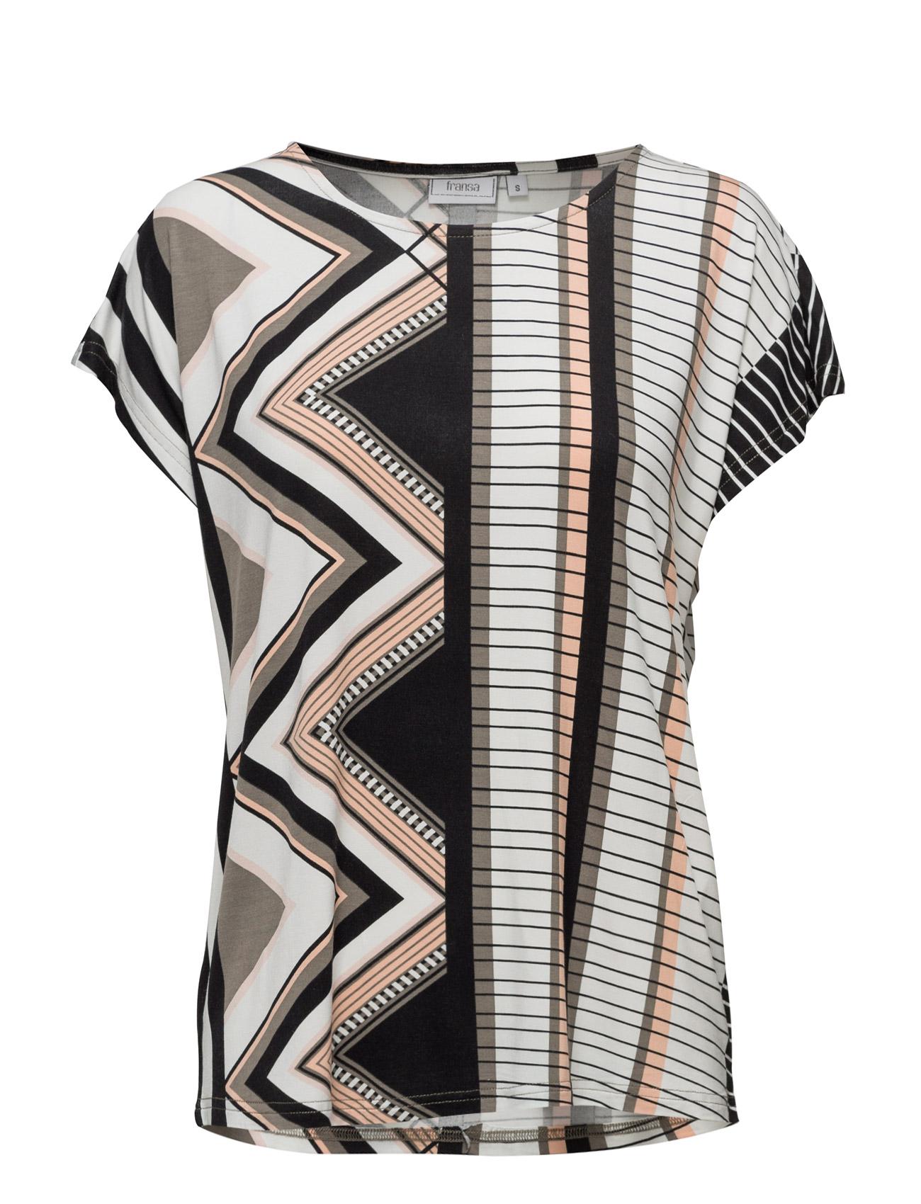 Giround 1 T-Shirt Fransa Bluser til Kvinder i