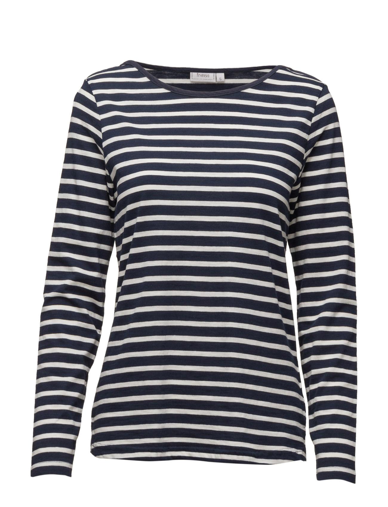 Figanic 1 T-Shirt Fransa Langærmede til Damer i